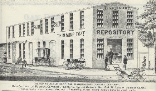 The Old Reliable Carriage Manufactory